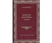 Szczegóły książki SERWUS, MADONNA - POEZJE