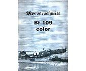 Szczegóły książki MESSERSCHMITT BF 109 COLOR