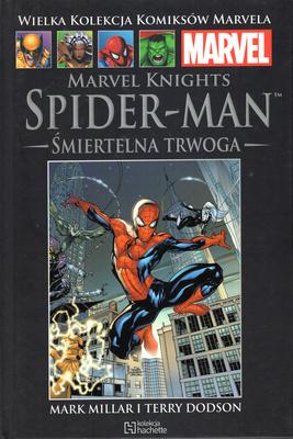 MARVEL KNIGHTS SPIDER-MAN: ŚMIERTELNA TRWOGA (MARVEL 62)