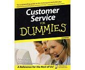 Szczegóły książki CUSTOMER SERVICE FOR DUMMIES
