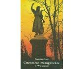 Szczegóły książki CMENTARZE EWANGELICKIE W WARSZAWIE