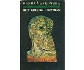 Szczegóły książki MITY GREKÓW I RZYMIAN