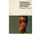 Szczegóły książki PIERWOTNI MIESZKAŃCY AUSTRALII (CERAM)