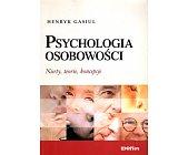 Szczegóły książki PSYCHOLOGIA OSOBOWOŚCI
