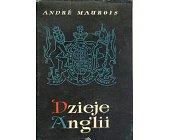 Szczegóły książki DZIEJE ANGLII