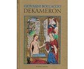 Szczegóły książki DEKAMERON - 2 TOMY
