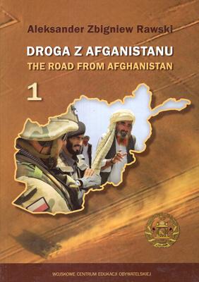 DROGA Z AFGANISTANU - 2 TOMY