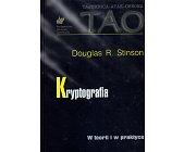 Szczegóły książki KRYPTOGRAFIA W TEORII I PRAKTYCE