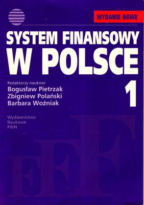 SYSTEM FINANSOWY W POLSCE - 2 TOMY