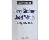 Szczegóły książki LISTY 1947-1976