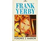 Szczegóły książki FOXOWIE Z HARROW