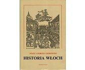 Szczegóły książki HISTORIA WŁOCH