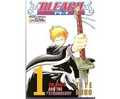 Szczegóły książki BLEACH - 1 - THE DEATH AND THE STRAWBERRY