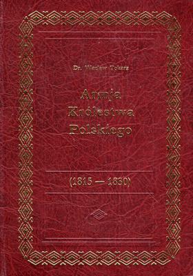 ARMJA KRÓLESTWA POLSKIEGO (1815-1830)