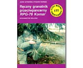 Szczegóły książki RĘCZNY GRANATNIK PRZECIWPANCERNY RPG-76 KOMAR