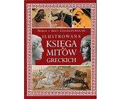Szczegóły książki ILUSTROWANA KSIĘGA MITÓW GRECKICH