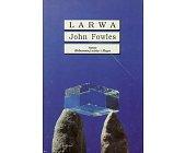 Szczegóły książki LARWA