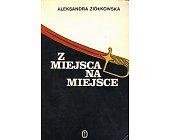 Szczegóły książki Z MIEJSCA NA MIEJSCE