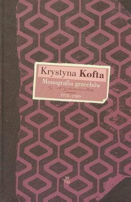 MONOGRAFIA GRZECHÓW Z DZIENNIKA 1978-1989