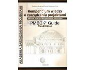 Szczegóły książki KOMPENDIUM WIEDZY O ZARZĄDZANIU PROJEKTAMI