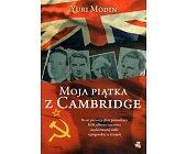 Szczegóły książki MOJA PIĄTKA Z CAMBRIDGE