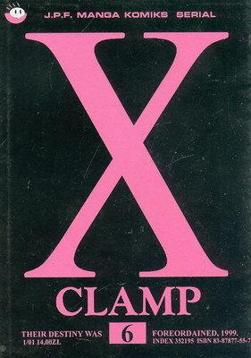 X CLAMP - TOM 6