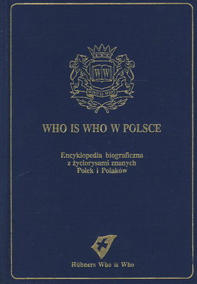 WHO IS WHO W POLSCE - 2 TOMY