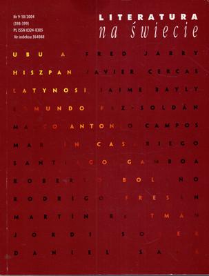 LITERATURA NA ŚWIECIE NR 9-10/2004