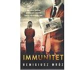 Szczegóły książki IMMUNITET