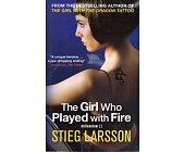 Szczegóły książki THE GIRL WHO PLAYED WITH FIRE