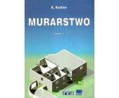 Szczegóły książki MURARSTWO - 2 TOMY