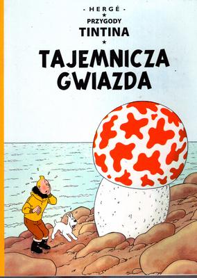 PRZYGODY TINTINA - 10 - TAJEMNICZA GWIAZDA