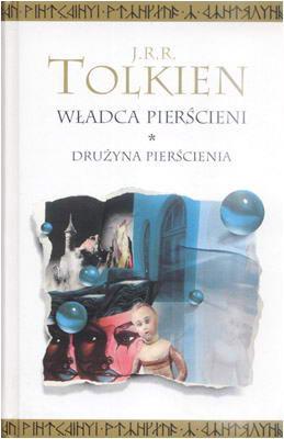 WŁADCA PIERŚCIENI - 3 TOMY