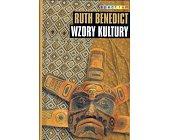 Szczegóły książki WZORY KULTURY