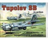 Szczegóły książki TUPOLEV SB IN ACTION