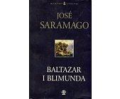 Szczegóły książki BALTAZAR I BLIMUNDA