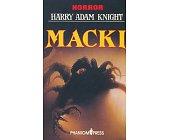 Szczegóły książki MACKI