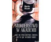 Szczegóły książki MORDERSTWO W AKADEMII