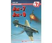 Szczegóły książki JAK-7, JAK-9
