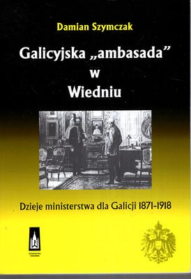 """GALICYJSKA """"AMBASADA"""" W WIEDNIU"""