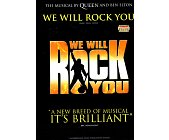 Szczegóły książki WE WILL ROCK YOU - THE MUSICAL BY QUEEN AND BEN ELTON