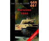 Szczegóły książki WARSZAWA 1944. TANK POWER VOL. LXXXVII