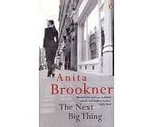 Szczegóły książki THE NEXT BIG THING