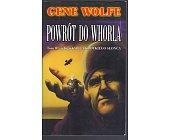 Szczegóły książki POWRÓT DO WHORLA