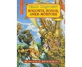 Szczegóły książki BOGOWIE, HONOR, ANKH - MORPORK