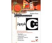 Szczegóły książki SZKOŁA PROGRAMOWANIA - JĘZYK C ++