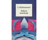 Szczegóły książki JEDYNA REWOLUCJA