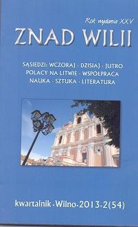 ZNAD WILII, NR54, 2013.2
