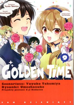 GOLDEN TIME - TOM 9