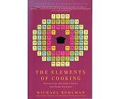 Szczegóły książki THE ELEMENTS OF COOKING
